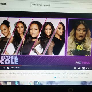 Tami Roman Speaks On Lack Of Friendship/Loyalty With Shaunie O'Neal And More!!!!