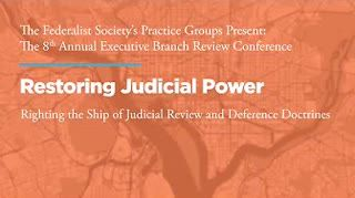 Restoring Judicial Power: Righting the Ship of Judicial Review and Deference Doctrines