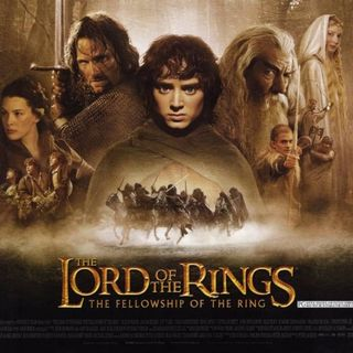 Ep. 72 - Lord of the Rings: The Fellowship of the Ring (2001)