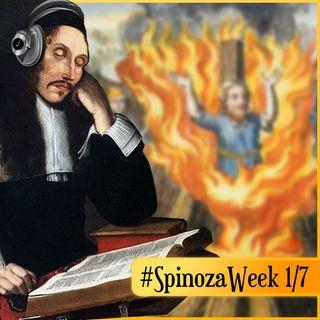 Lo Scandalo di Spinoza - #SpinozaWeek 1/7