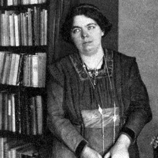 Helene Stöcker, Frauenrechtlerin (Geburtstag 13.11.1869)