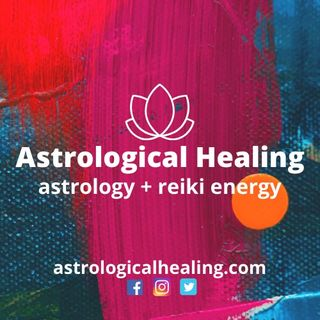 Astrological Healing podcast launch!