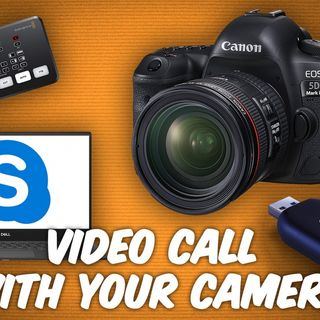 Ask The Tech Guy 37: How to Use a DSLR/Mirrorless/GoPro Camera as a Webcam