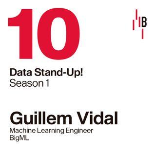 Guillem Vidal · Machine Learning  Engineer · BigML.