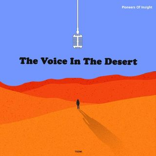 11 - The Voice In The Desert