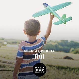 Podcast Special People con Rui