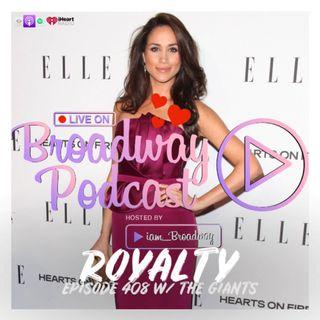 Episode 408 - Royalty