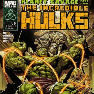 Source Material #174: Incredible Hulk Comics: Planet Savage & The Spy Who Smashed Me (Marvel, 2011)
