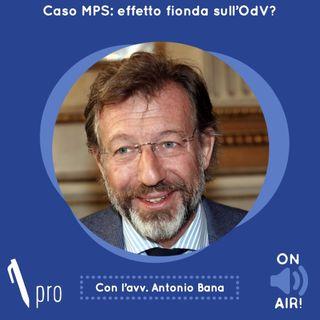 Skill Pro - Sentenza del Tribunale di Milano sul caso MPS, possibile effetto fionda sull'OdV?