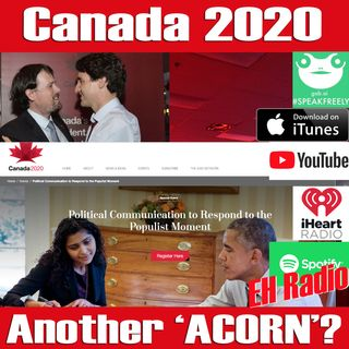 Morning moment Canada 2020 another Acorn? Jan 23 2019