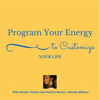 Reiki Radio: Program Your Energy