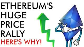 Ethereum's Huge Price Rally - Here's Why! [2020]