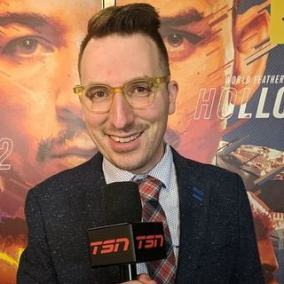 Ground and Pound:Canadian MMA Reporter Aaron Bronsteter