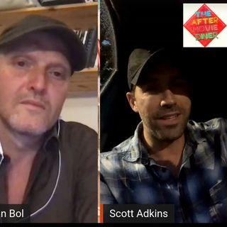 Interview with Scott Adkins and Adrian Bol - Legacy of Lies