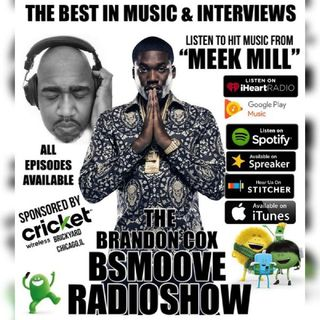 THE BSMOOVE RADIOSHOW LIVE WITH BRANDON & ROWNA COX