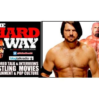 Ep 6: WWE/Goldberg! AJ Styles Hell Turn! WWE Brand Split! Need I Say More?