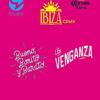 Blued Pool Party Ibiza Beats 10 @ Dj Erick Roman vs DJ VRS Full Set Live