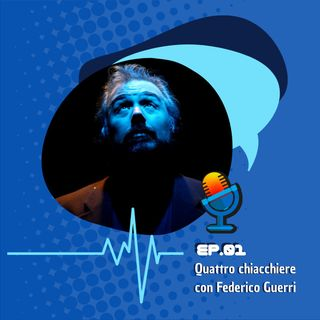 Pop Out 01 - Quattro chiacchiere con Federico Guerri