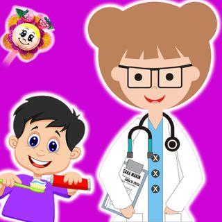 16. Cuento Yago no quiere ir al dentista. Todos los consejos para cuidar los dientes. Entrevista con la Odontopediatra Sara Marín Maestro
