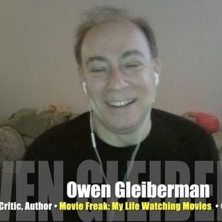 Movie Freak Owen Gleiberman wants a good scare! INTERVIEW