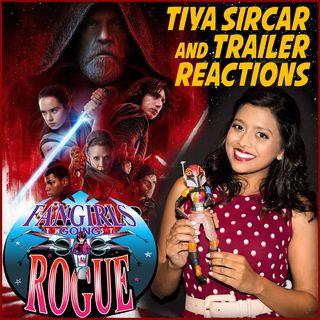 Episode 51: TIYA SIRCAR and Trailer Reactions