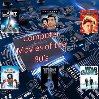 Computer Movies of the 80's