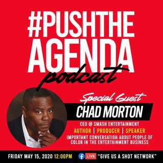 Chad Morton - Black Entertainment, Ownership & Persistence