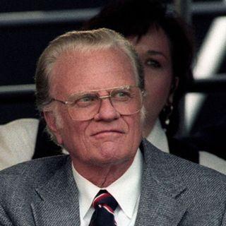 Episode 45:  Remembering Billy Graham