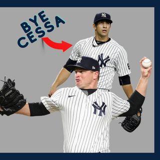 """MLB: YANKEES """"regalan"""" a Luis Cessa y Justin Wilson a Cincinnati"""