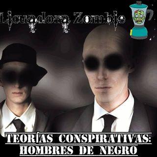 Teorias conspiratorias: Hombres de Negro