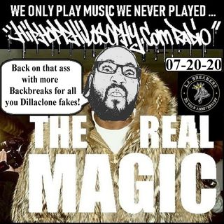 HipHopPhilosophy.com Radio - 07-20-20 - Monday Night Fresh