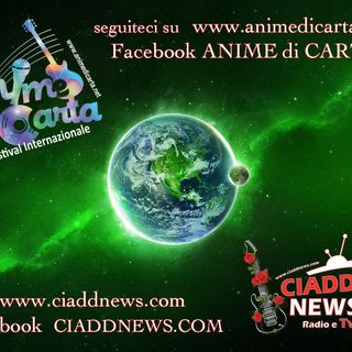 18 Settembre 2016 - Contestaccio - Festival ANIME di CARTA x AMATRICE