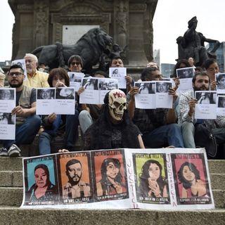 En el primer semestre de 2020, hubo 406 ataques a la prensa en México
