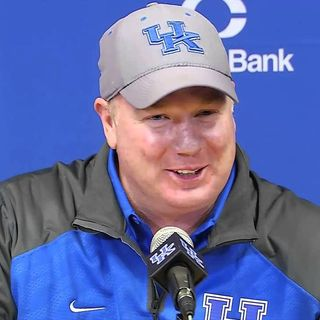 UK Football Head Coach Mark Stoops after Cats win over Central Michigan
