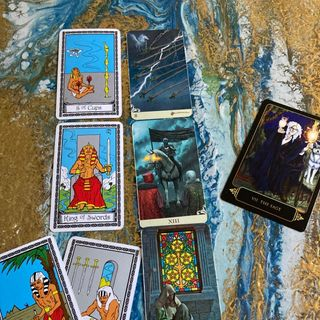 Sagittarius Love Reading - Nita Scott Infinite Truthseekers Tarot