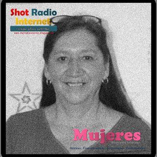 Mujeres Shotradio trae la historia de una comunicadora exitosa: Verónica Aguilar