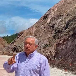 Caminos pavimentados en municipios de Oaxaca, para 2024