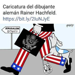 La política Migratoria De Donald Trump Y El Perrito Faldero De Guatemala