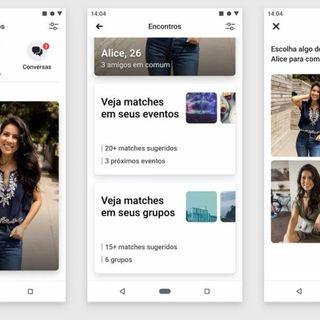 TECNOLOGIA - Facebook Dating expande também para plataforma do Instagram