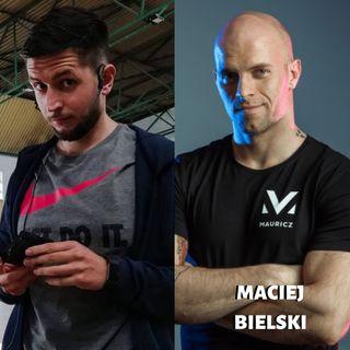 14. Maciej Bielski - maksymalizacja efektów w pracy ze sportowcami
