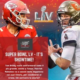 Super Bowl LV - Brady contro Mahomes per una partita da libri di storia