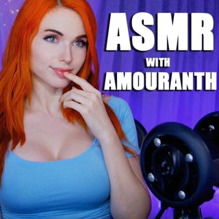 ASMR with Amouranth