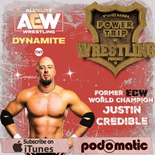 TMPT Feature Episode #20: An All Elite Week With Justin Credible