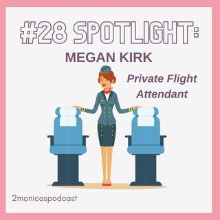 SPOTLIGHT: Meghan Kirk - Taking the Show on the Road