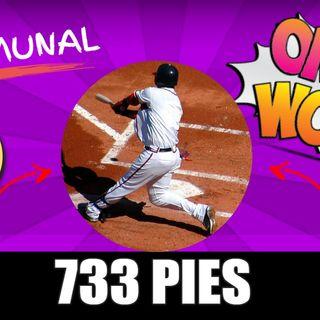 El JONRON más LARGO de la historia del beisbol (DESCOMUNAL 😱)