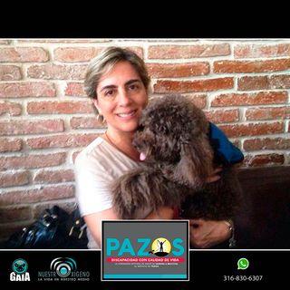 NUESTRO OXÍGENO Terapia con perros de asistencia - Sandra Aristizabal