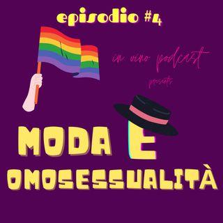 ICONE GAY, FASHION DESIGN E LA BATTAGLIA PER I DIRITTI