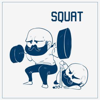 Squat: errori comuni e correzione