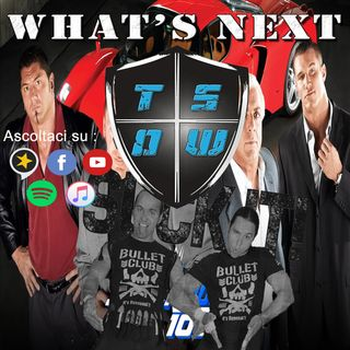 WHAT'S NEXT #4 - SMACKDOWN 1000