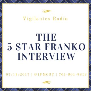 The 5 Star Franko Interview.